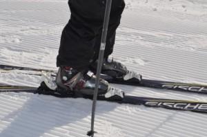 スキー 筋肉痛