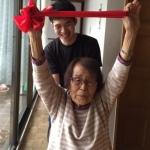 自宅出張高齢者のトレーニング(練馬、中野、世田谷、目黒)