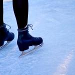 ジャンプ時転倒しない方法 フィギュアスケート